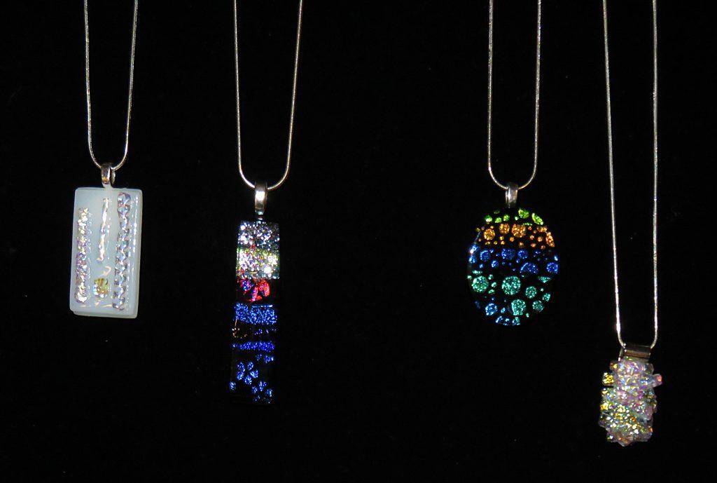 McCoy Dana Assorted Glass Pendants