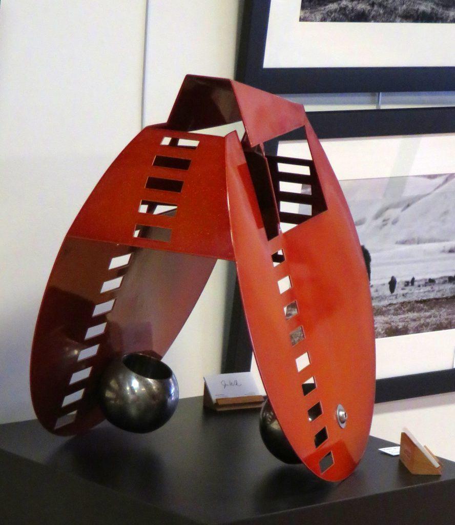 Yost Charles Rocking Sculpture