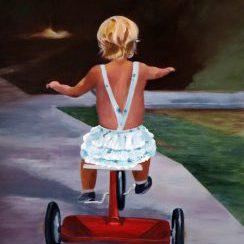 Beiler Janet Seems Like Yesterday Oil 24 x 20
